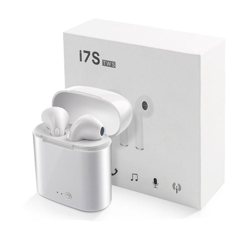 Наушники-вкладыши mini i7, беспроводные наушники tws i7s
