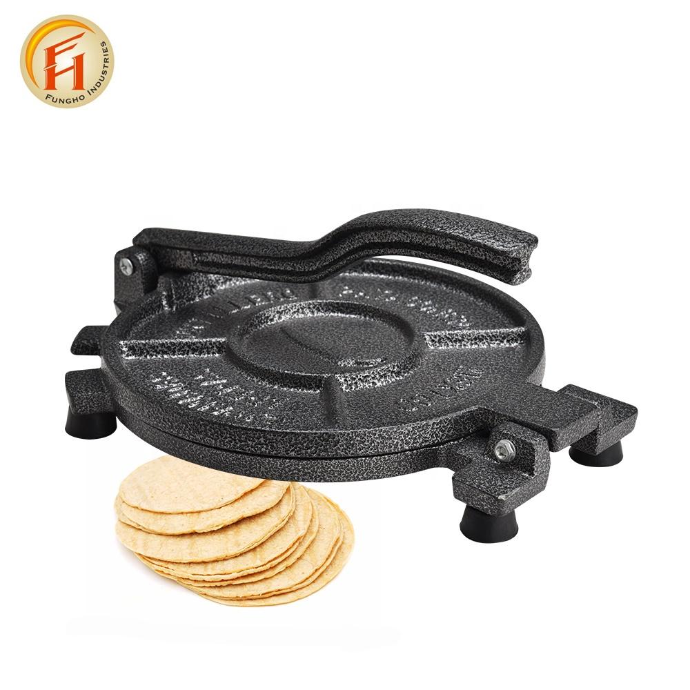 Тяжелая чугунная Кукуруза tortilla пресс tortilladora maker 10,5 inch