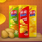 Chips Snack 100g Stackable Potato Chips Tinned Canned Crisps Puffed Snack Fresh Cucumber Flavor Private Label Manufacturer Wholesale