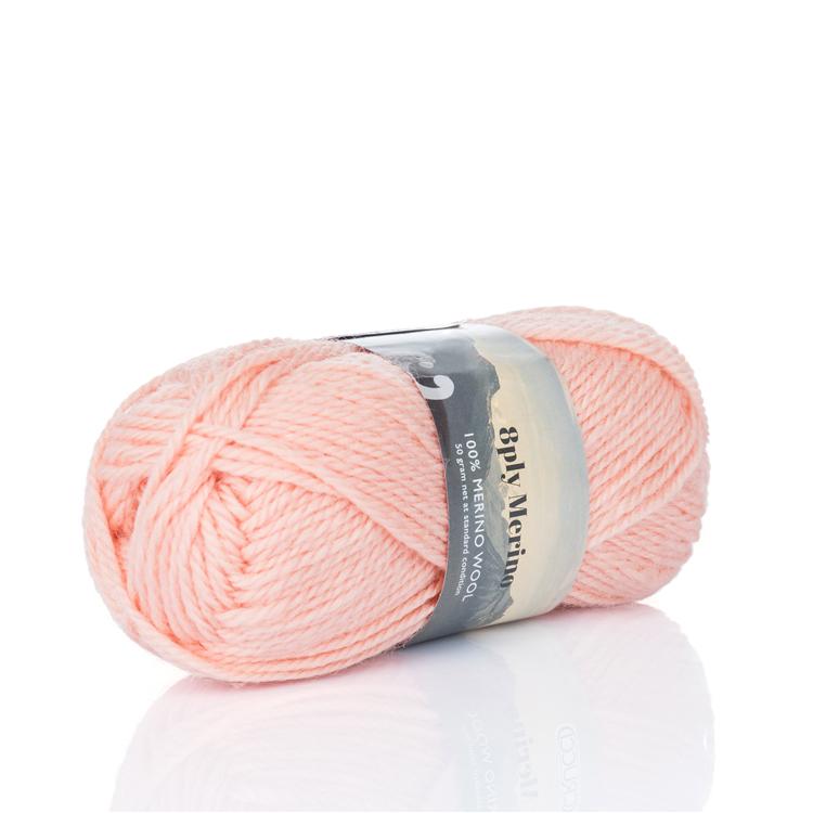 Супермягкая Классическая пряжа из переработанной 100% мериносовой шерсти ручной вязки