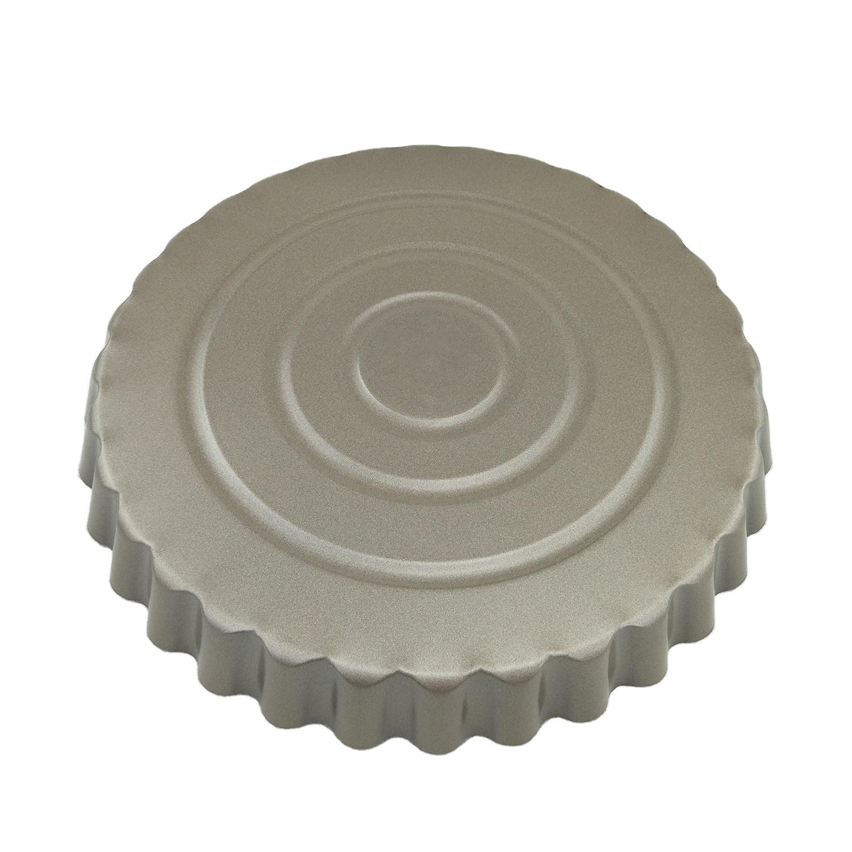 Hot Sale Carbon Steel Non-stick New Design Lace Pattern Tarte Tins