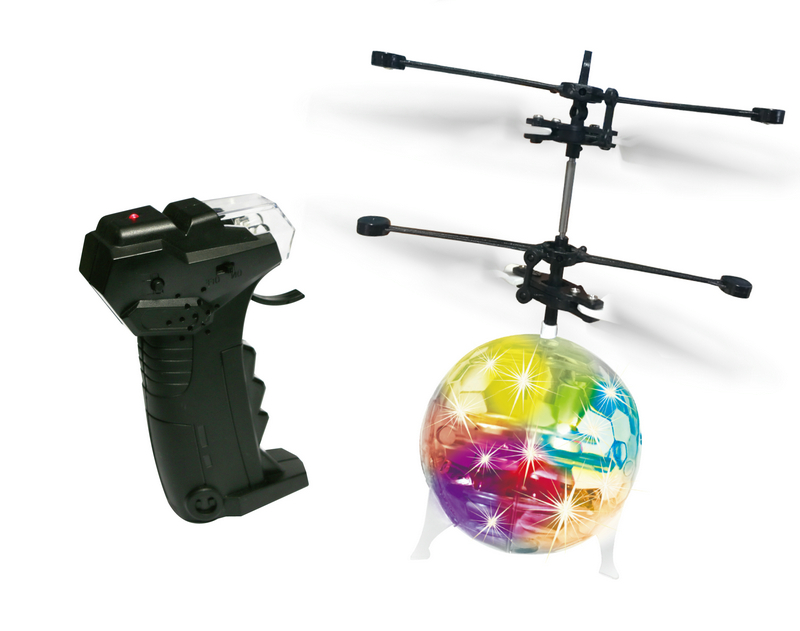infrared ray control flying ball toy flashing ball with high quality with wholesale price