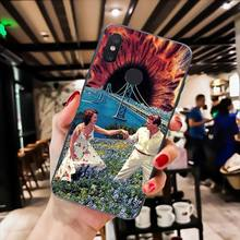 MaiYaCa Great Trippy Art эстетическое пространство Астронавт Луна девушка чехол для телефона для Xiaomi mi5 6 A1 A2 Lite Mi9 9SE mi8lite 8explorer F1(Китай)