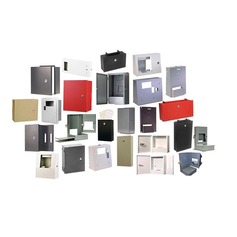 Sheet Metal Box Manufacturers Electronic Enclosure Aluminum Fabrication Metal Cabinets