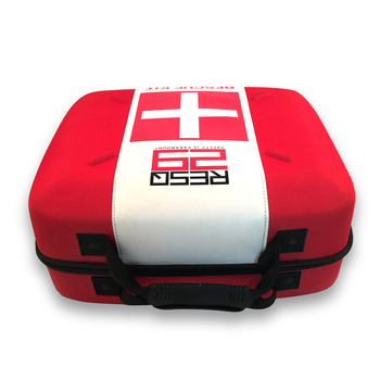 EVA Professional Tactical First Aid Bag Storage Box Medical Box Emergency First Aid Kit
