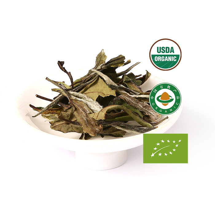 Natural Loose Tea Organic Supplier White Bai Mu Dan Health Tea - 4uTea | 4uTea.com