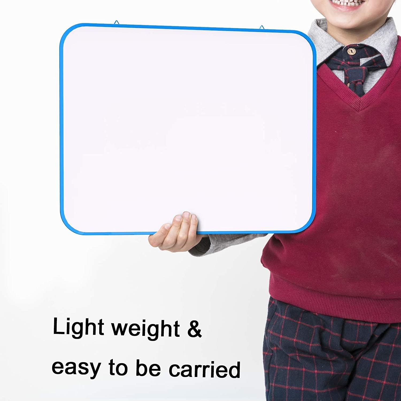 WEIJIAXIANG Small Dry Erase White Board, Hanging Whiteboard for Wall, Double Sided Whiteboard for Students - Yola WhiteBoard | szyola.net