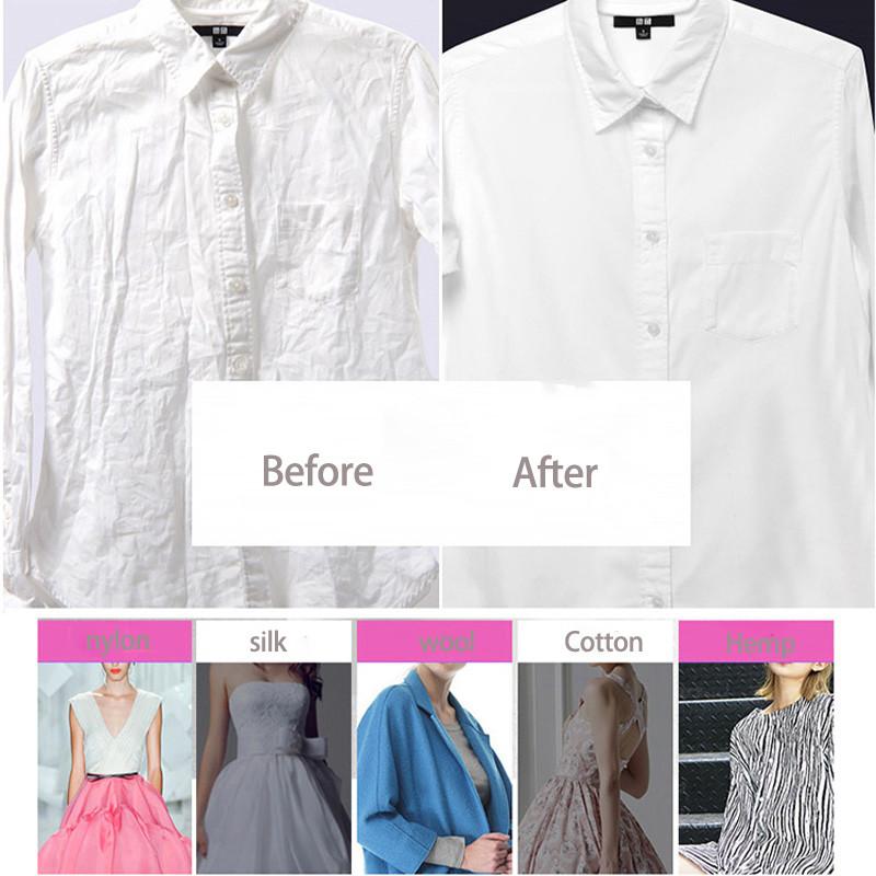 Прямая продажа с завода, штамп для одежды, розовая ручная подвесная гладильная машина