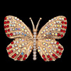 Butterfly (Red)
