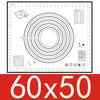 600*500x0,4mm, negro