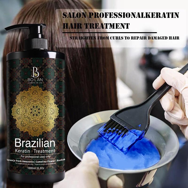 Keratin Professional Hair Protein Straight Keratin Brazilian Treatment