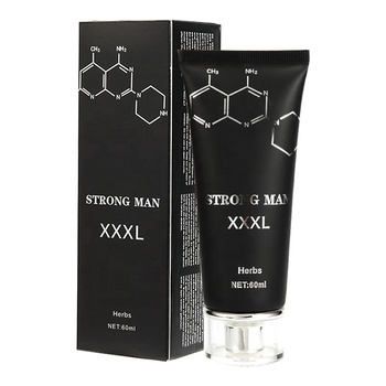 Hot selling Strong Man Sex Time Delay Penis Thickening Growth XXXL Enlargement Cream