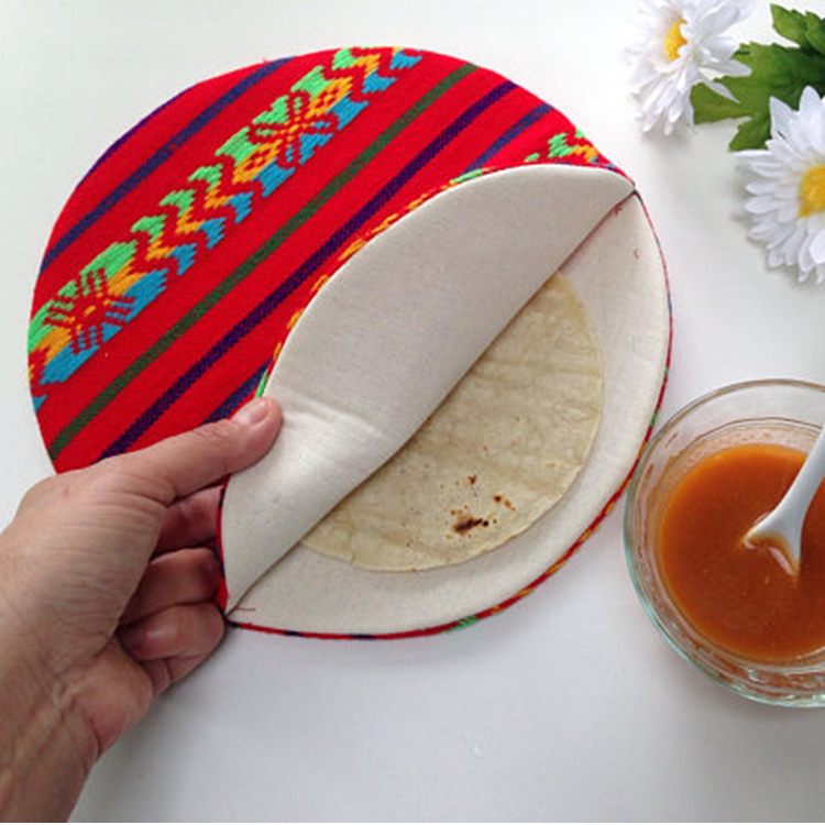 Food Grade High Quality Tortilla Warmer for Promotion