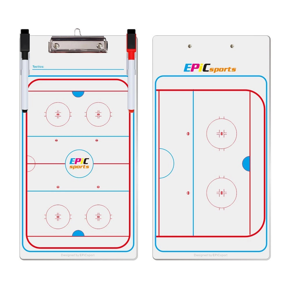 Hot Sale Magnetic Coaching Board Basketball Volleyball Football Training Ice Hockey Boards