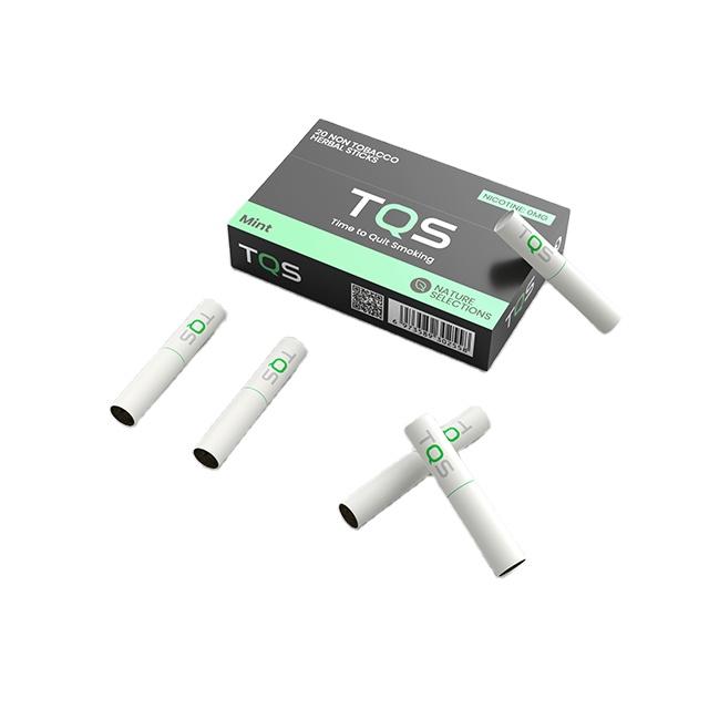 Лидер продаж, травяные растительные экстракты TQS, палочки с Oem для жары, не сжигает сигареты