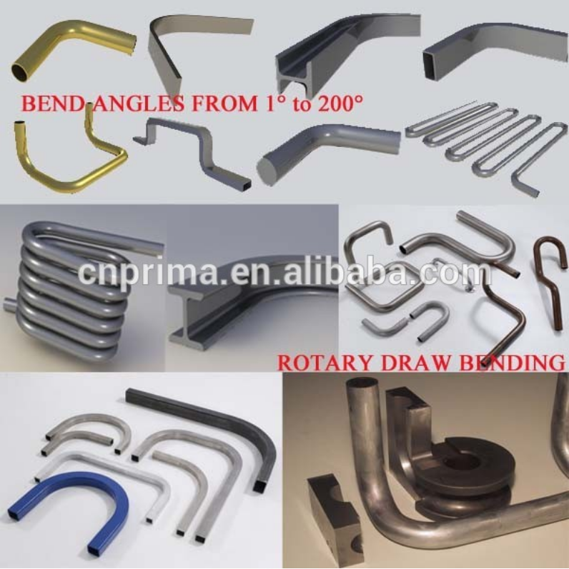 Hydraulic Profile Bending Machine& Bending Roller& Section Bar Bender