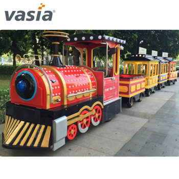 High quality amusement rides electric train for play