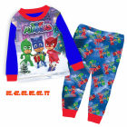 Wholesale price Spring and Autumn kids pyjamas set fancy cartoon boys sleepwear