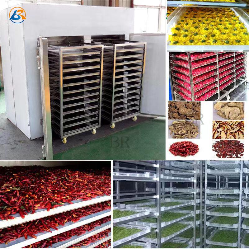 12 Years Factory Air to Air Circulation Orange Peel Drying Machine Orange Peel Dehydrator Fruit and Vegetable Drying Machine Hot