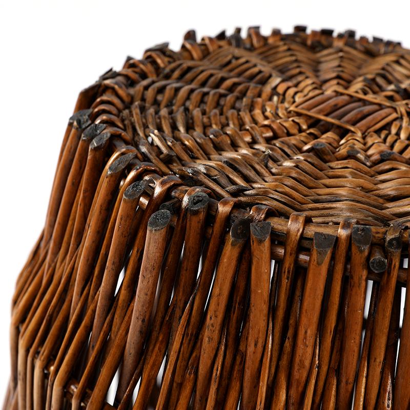 Новинка для большой плетеной корзины для белья