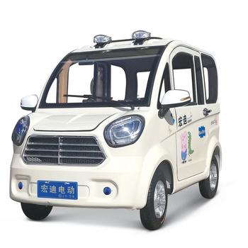 City use 4 seater mini electric car for sale made in China