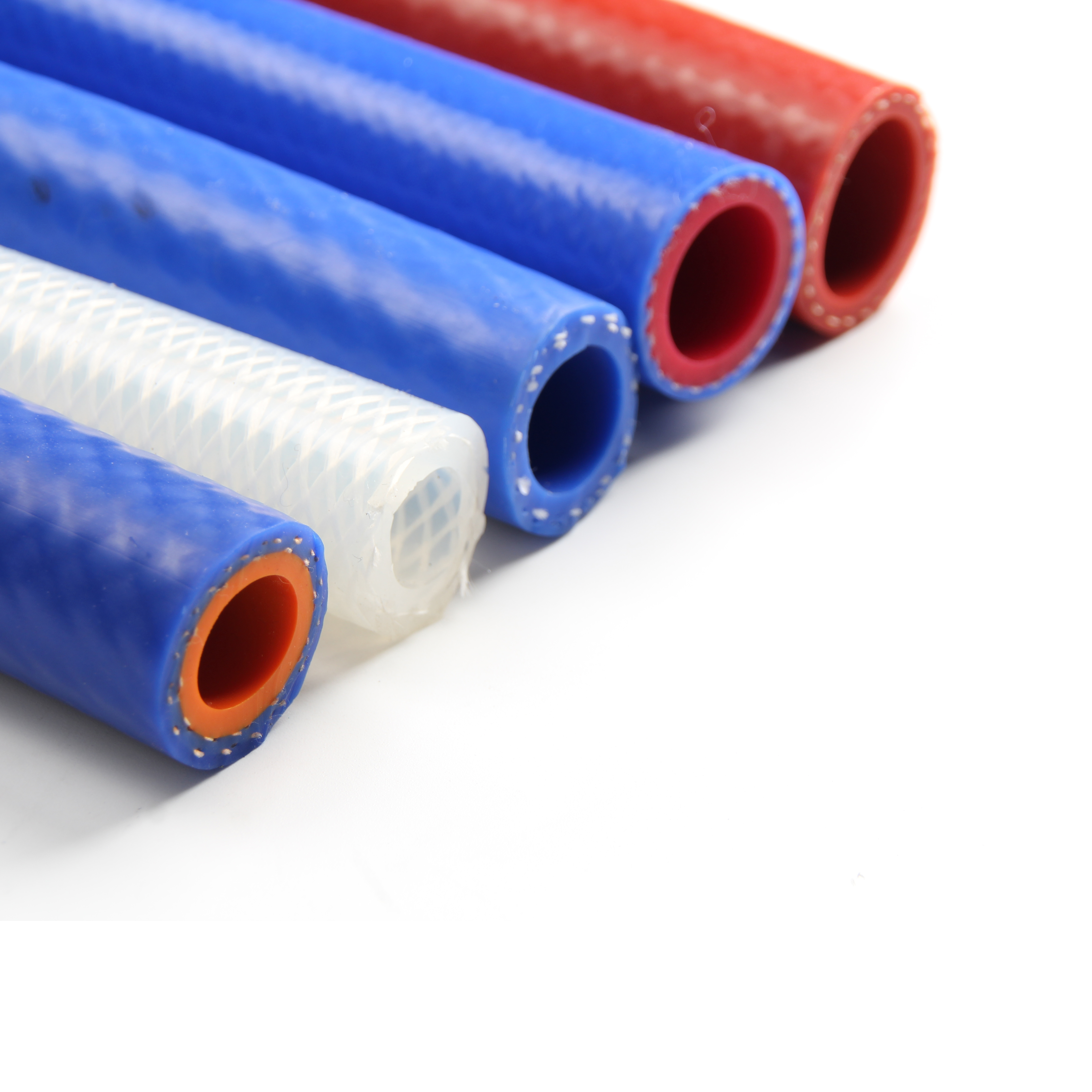 manufacturers hot sale flexible braided auto car cooling system radiator heater silicone hose