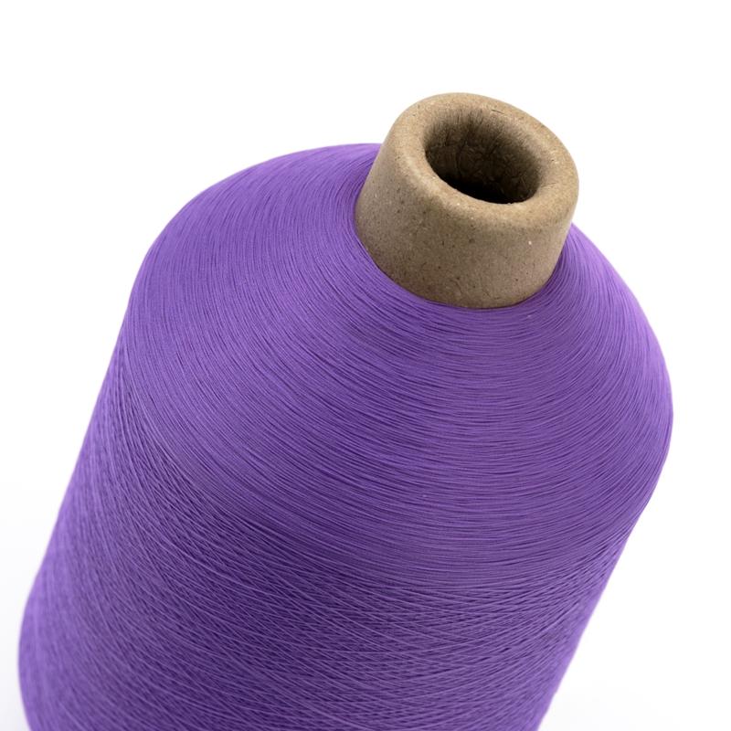 Colorful Nylon high-stretch-elastic yarn 70D/2 nylon yarn for knitting