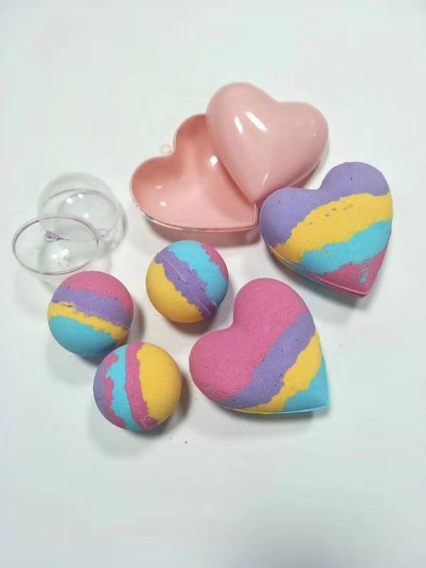 Красочные индивидуализированные Бомбочки для педикюра, Бомбочки для ванны с солью CBD
