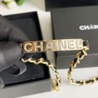 Channel Jewelry Sets 18k Gold Plated Letter Cc Choker Diamond Bracelet Hoop Earrings Luxcury Chanel-s/ Jewelry Stud For Women