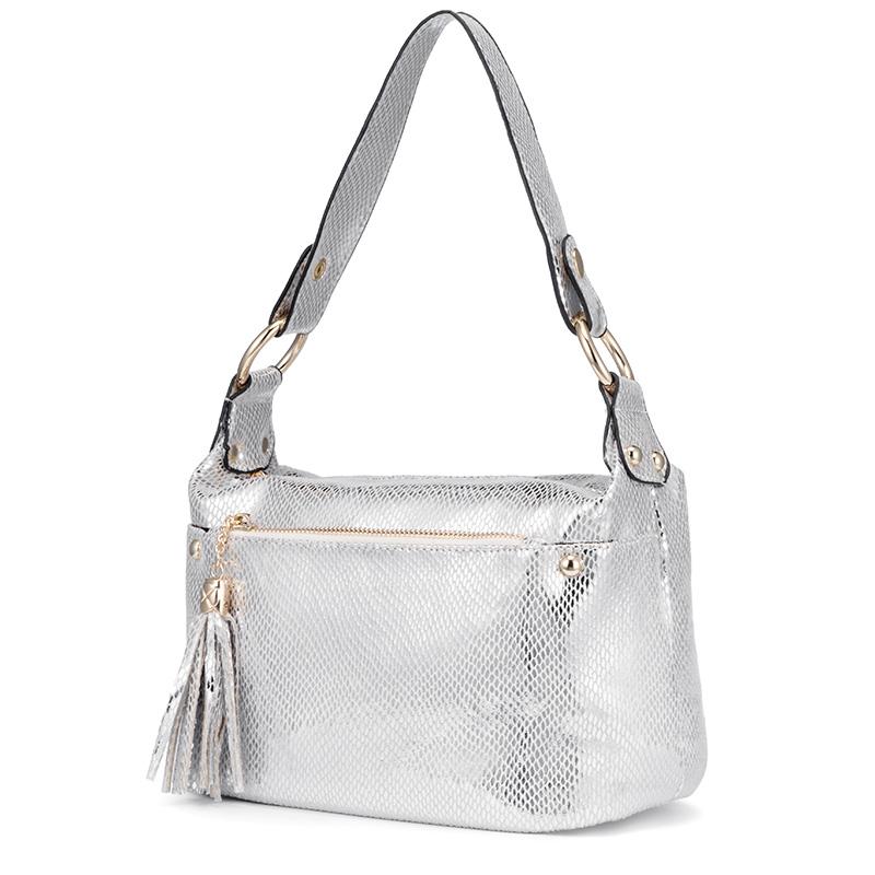 Женская сумка через плечо REALER, женская сумка-тоут из искусственной кожи, 2020(Китай)
