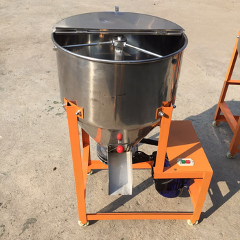 industrial small stainless steel concrete paddle slurry stirrer tank agitator mixer