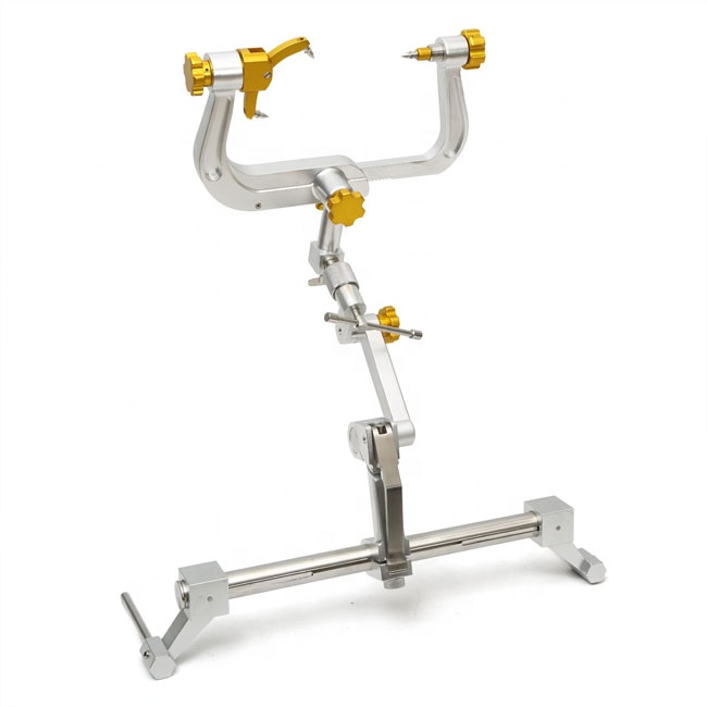 Surgical Head Skull Clamps With Gel Headrest Mayfield Three Point Skull Clamp neurosurgery instruments