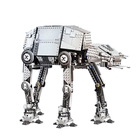 2020 hot 1168 PCS star craft wars Series The pacers AT AT Model Building Blocks Legoing Toys For Children Interesting Gifts