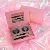 Pink Mirror Lash Set
