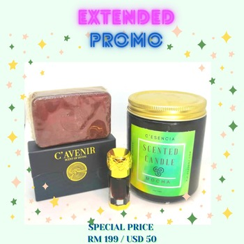 [EXTENDED PROMO 2021] MY Health + Joy + Household Products Natural and Non-Harmful ingredients mixed into one combination.