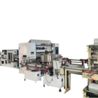 Paper Semi Automatic Thermal Paper Production Line With Inline Printing For Thermal Paper Rolls