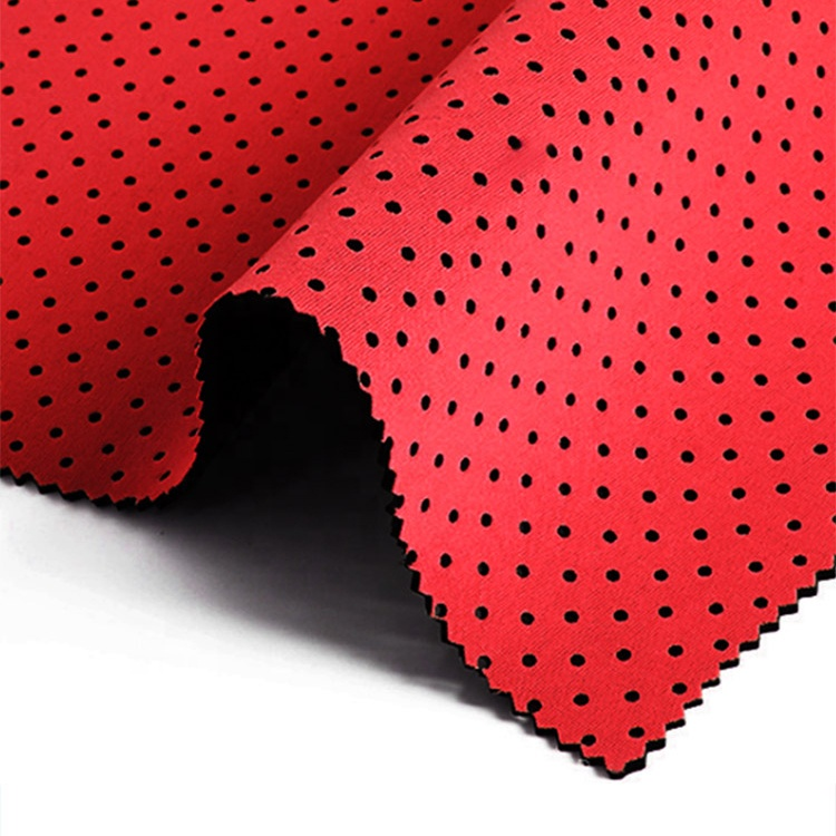 Professional manufacturer new composite material SBR Neoprene punched hole