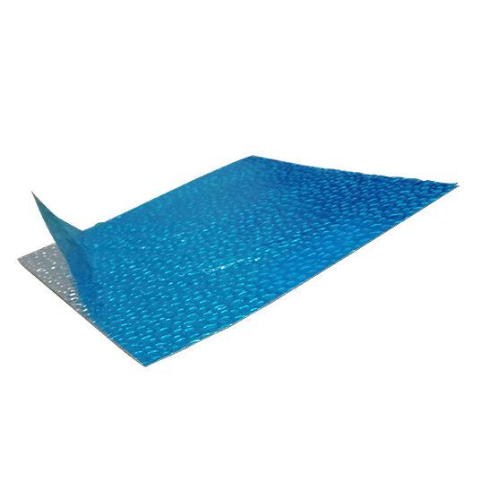 3003 embossed foil aluminum checkered sheet plate