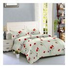 China manufacturer king size fitted bedding set wholesale cheap double bed sheet