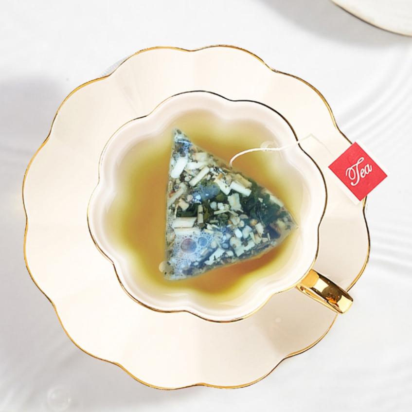 Dropshipping Private Label Flower Tea Individual Bag KOSHER Storage Cool Health Detox Herbal Dried Flower Tea Bags - 4uTea | 4uTea.com