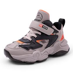 Кожаная детская повседневная спортивная обувь для девочек на зиму и осень китайская заводская цена