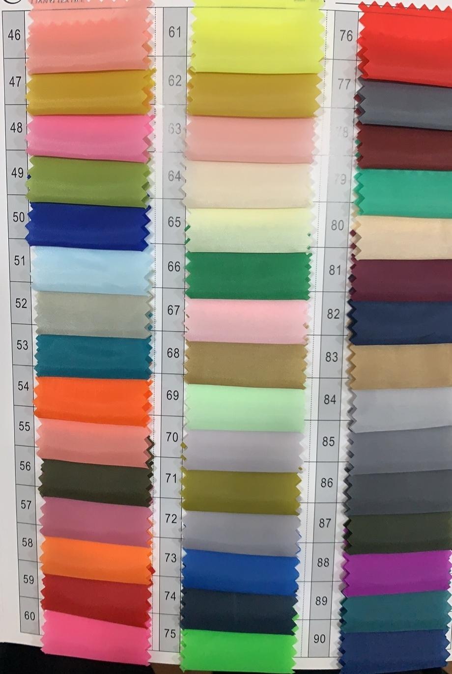 Poly taffeta 100%polyester taffeta silk taffeta fabric