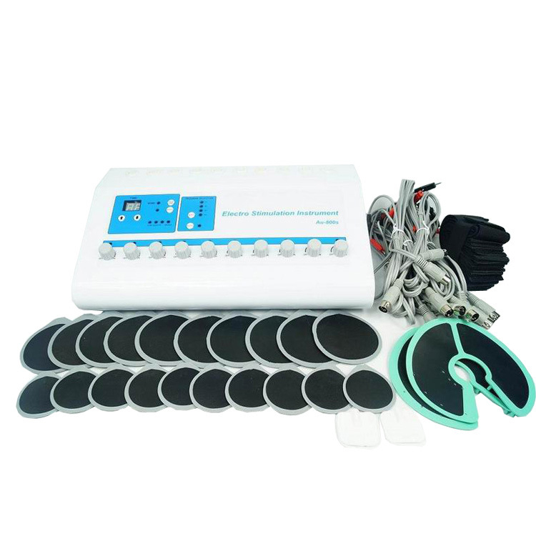 Ems Equipment Electrical Muscle Stimulation Wave Ems Body Slimming Machine Weight Loss Body Shaper