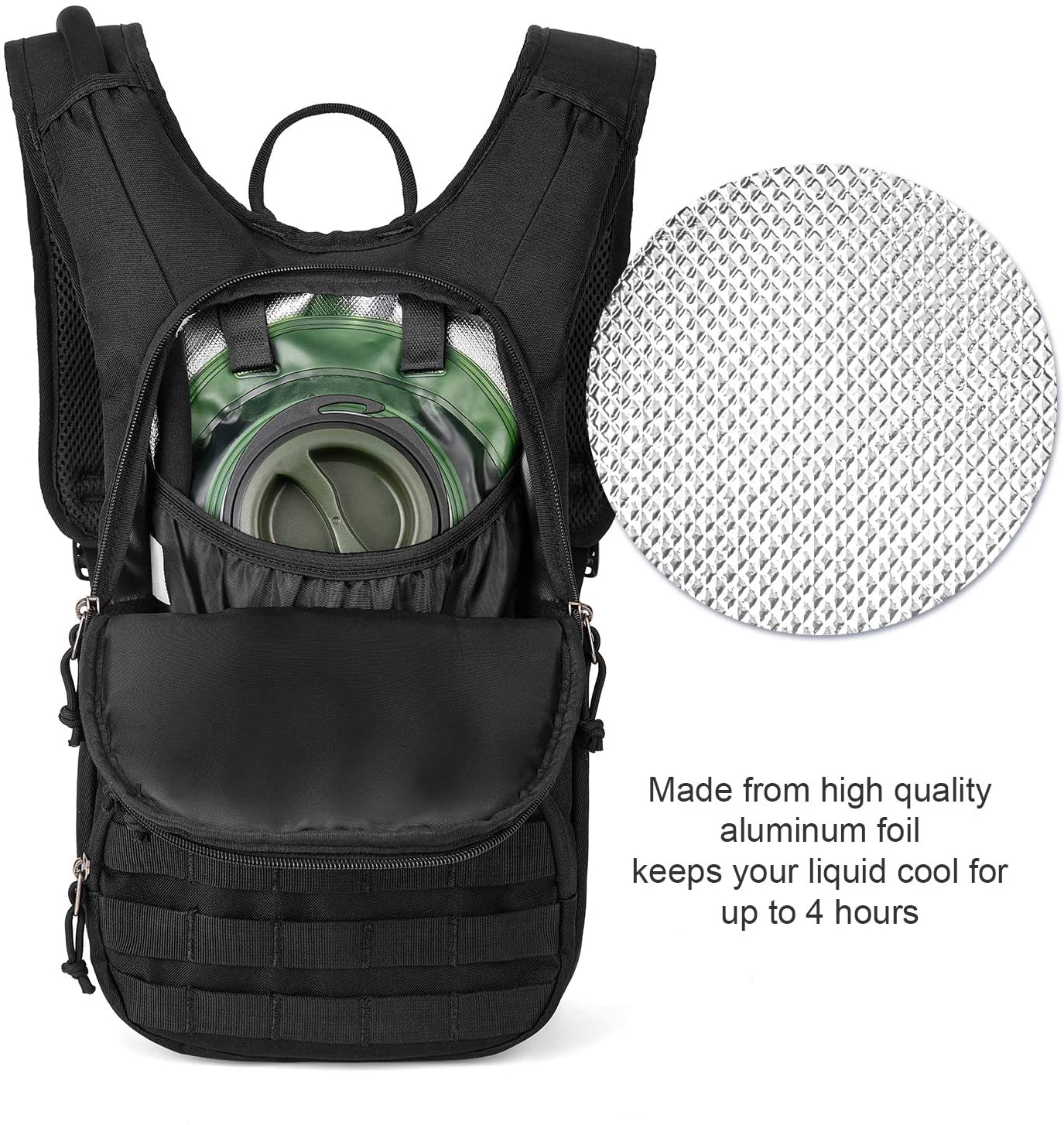 Прочный уличный Рюкзак Molle, тактические военные рюкзаки