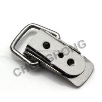 Nickel Plated Toggle Draw Latch for Cake Mould A54