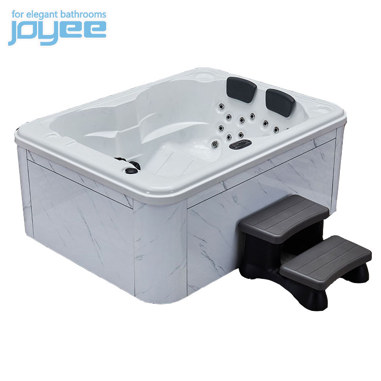 Joyee Acrylic Outdoor Hot Tub Spa Whirlpool Indoor 2 Person Small Large Massage Freestanding Spa Hot Tub For Sale Cheap Buy Outdoor Hot Tub Spa Hot Tub Hot Tub For Sale Cheap Product On Alibaba Com