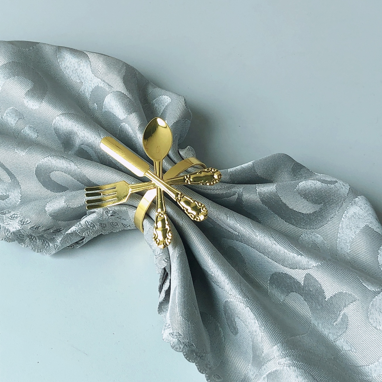 Washable Heavy Duty Polyester Dinner Cloth Napkins For Wedding