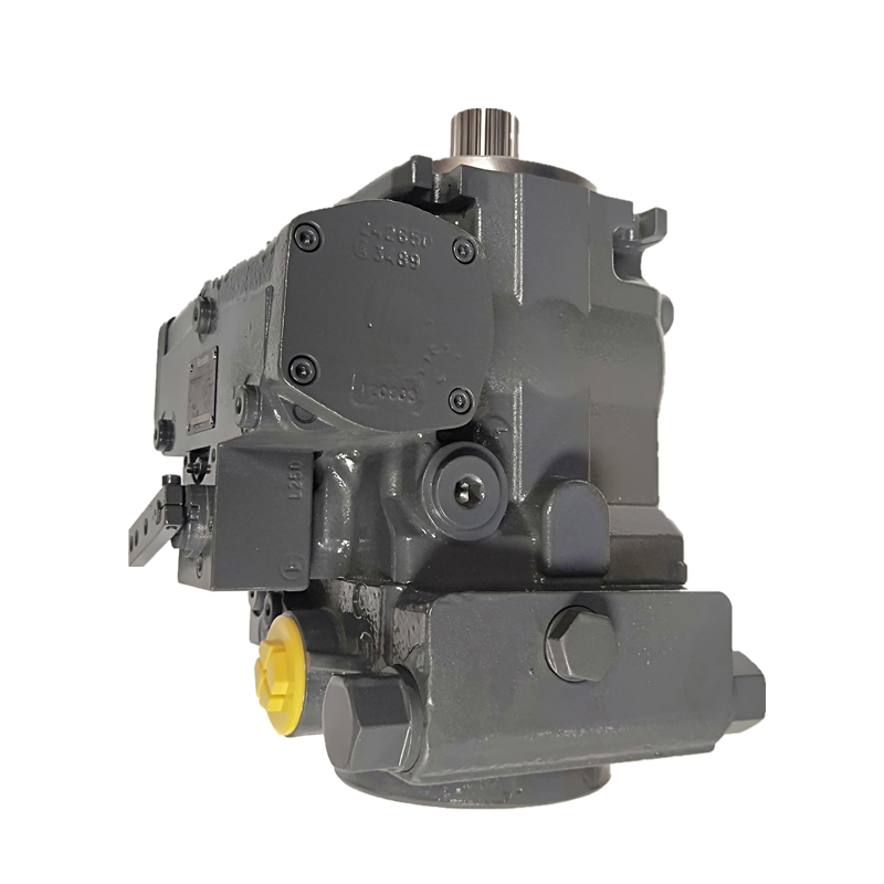 Rexroth A4VTG series of A4VTG90HW100/33MRNC4C82FFB2S4AS axial piston variable pump for mobile concrete mixers