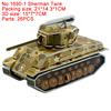 1690-1 Sherman tank