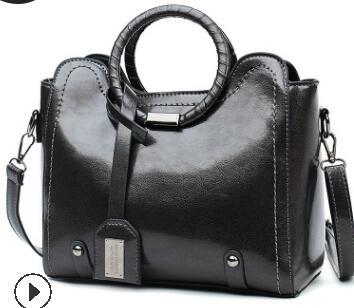 Женские сумки из натуральной кожи, сумка через плечо, роскошные брендовые сумки-шопперы для женщин, сумки через плечо, женские сумки известн...(Китай)